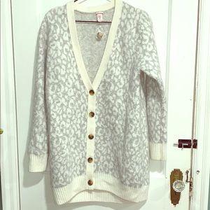 Victoria's Secret wool cardigan